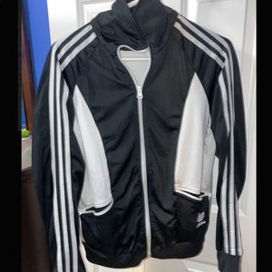 Adidas zip up sweater